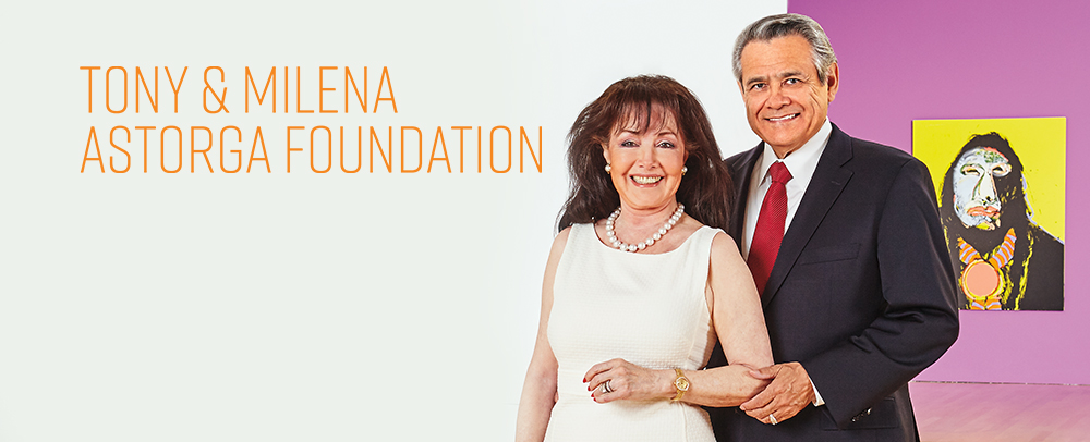 Tony & Milena Astorga Foundation